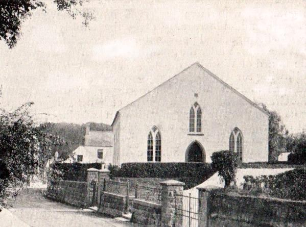 County Down Baptisms, 1845 to 1875. Greyabbey Non Subscribing Presbyterian Church.